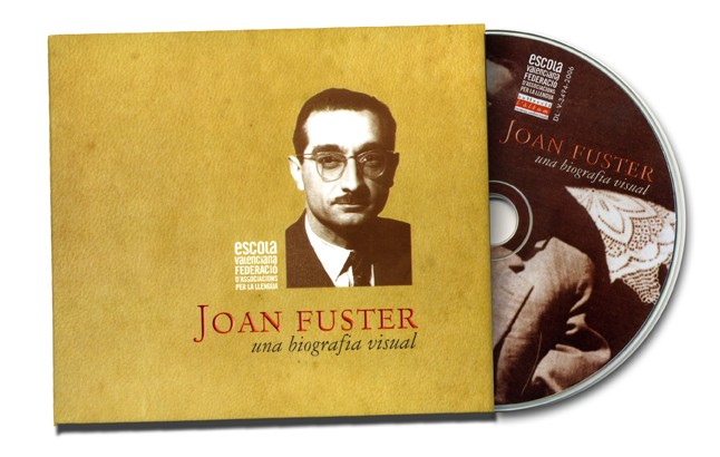 Joan Fuster, una biografia visual
