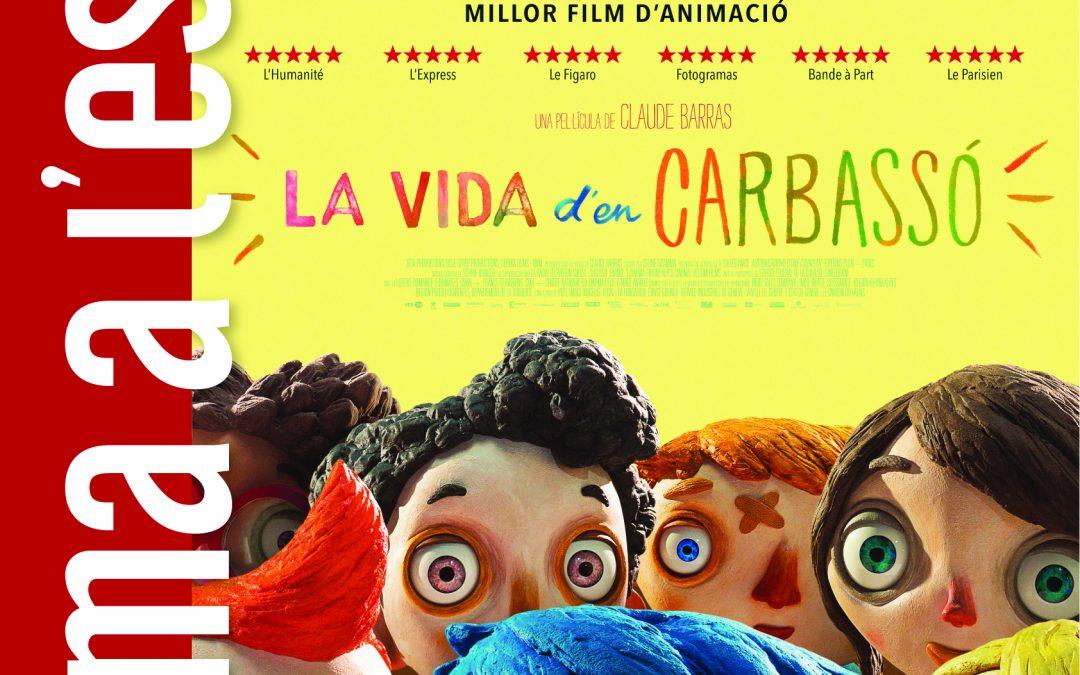 Arranca la nova edició de Cinema a l'escola amb la projecció de quatre pel·lícules en valencià