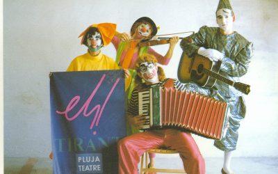 Pluja Teatre: «El Pluja va ser la nostra escola»