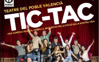 TIC TAC al Teatre Principal amb 50% de descompte