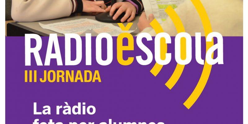 La Casa de Cultura de Pedreguer serà el centre de la III Jornada de RadioEscola