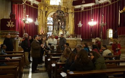 La setena excursió de 'Contarelles i camins' visita la ciutat d'Elx