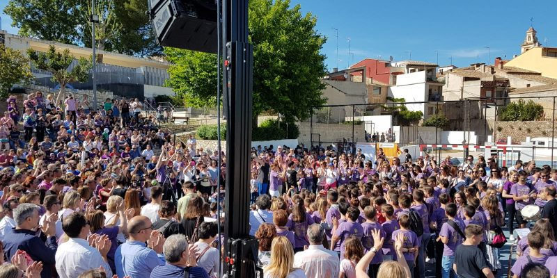 Trobades 2018: Escola Valenciana exposa la urgència d'aprovar la nova llei de la funció pública que inclou la capacitació lingüística