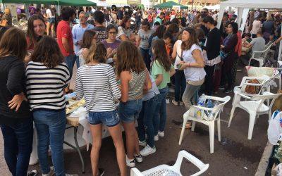 Bétera batega en valencià en la XXXIa Trobada de Camp de Túria