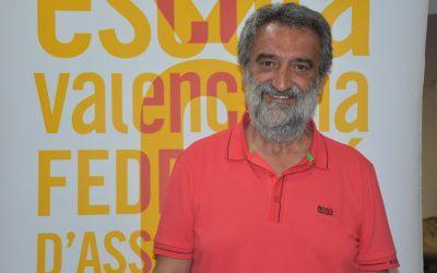 Natxo Badenes, nou president d'Escola Valenciana