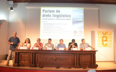 Escola Valenciana: «La sentència del TSJ atempta contra els drets lingüístics de la ciutadania»