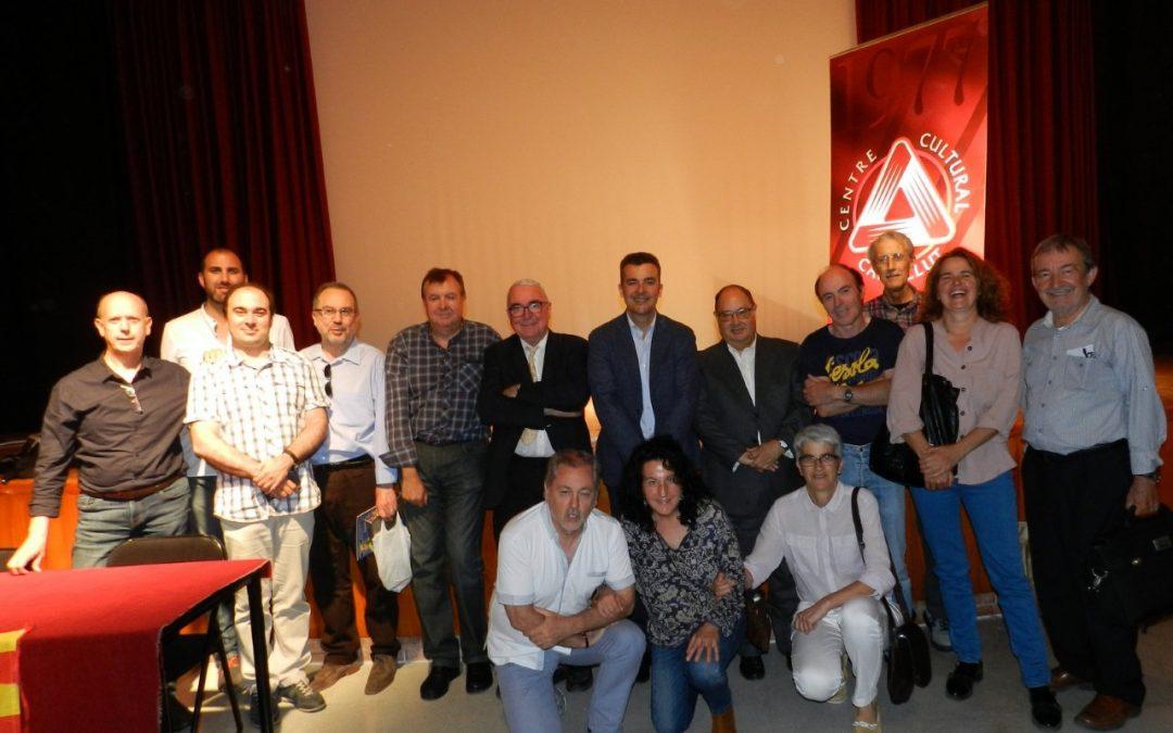 El Centre Cultural Castellut, guardonat als IVs Premis Valor