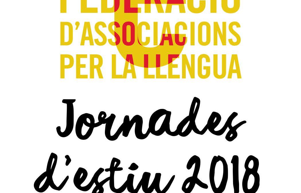 Escola Valenciana celebra les Jornades d'Estiu a la Fundació Casal Jaume I de Gandia