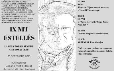 IX Nit Estellés a Burjassot