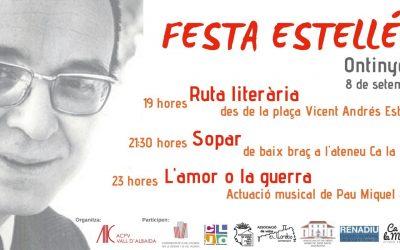 Festa Estellés a Ontinyent