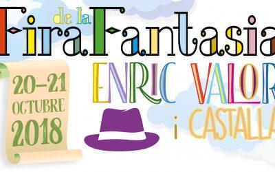 """Castalla serà el centre de la """"IIa Fira de la Fantasia"""""""