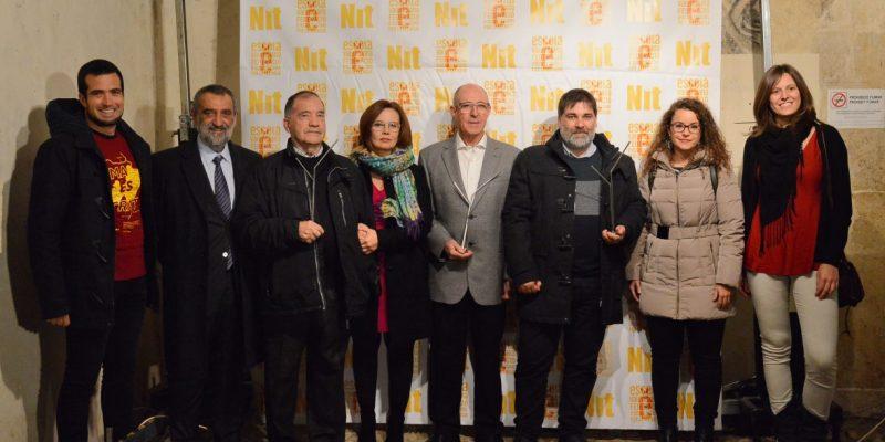 La XVIa Nit d'Escola Valenciana a Albocàsser.