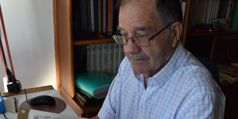 Ferran Zurriaga: «Nosaltres vam introduir el valencià a partir de l'expressió emotiva de la llengua»