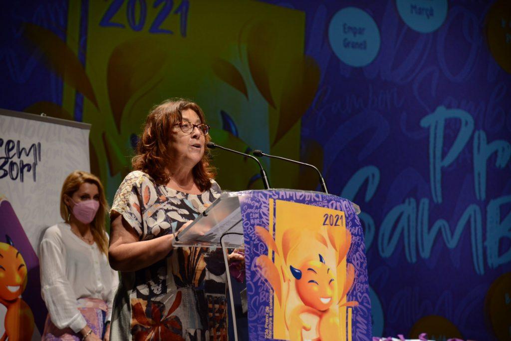 Lliurament dels Premis Sambori 2021 a la Universitat Jaume I de Castelló